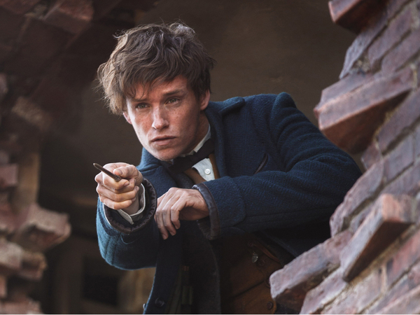 Eddie Redmayne Once Failed To Qualify For A Role In Harry Potter Films