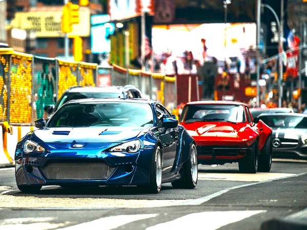 Fast And The Furious 8 Cars