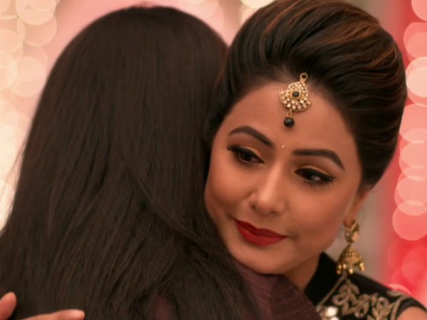 Akshara's Role To End
