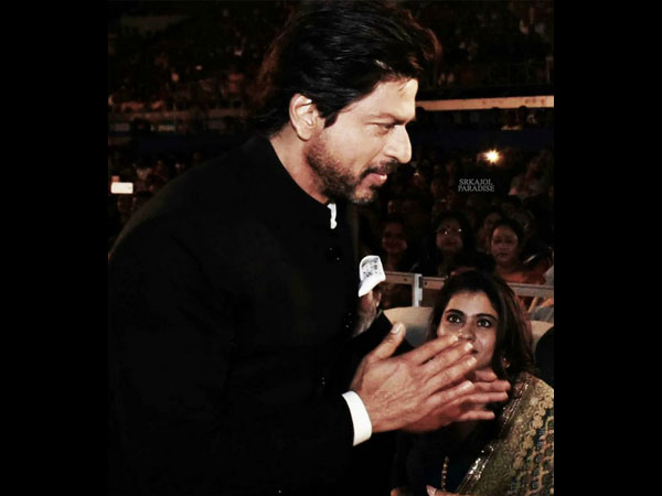 The Way She's Looking At SRK