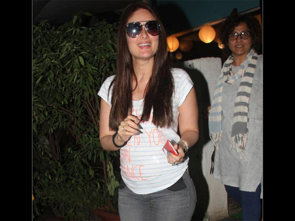 Kareena Reveals That She Is A Morning Person