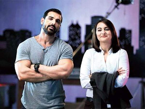 Sonakshi Is Effortless With The Action: John