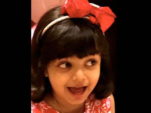 In Picture: Aaradhya At Her Birthday Party