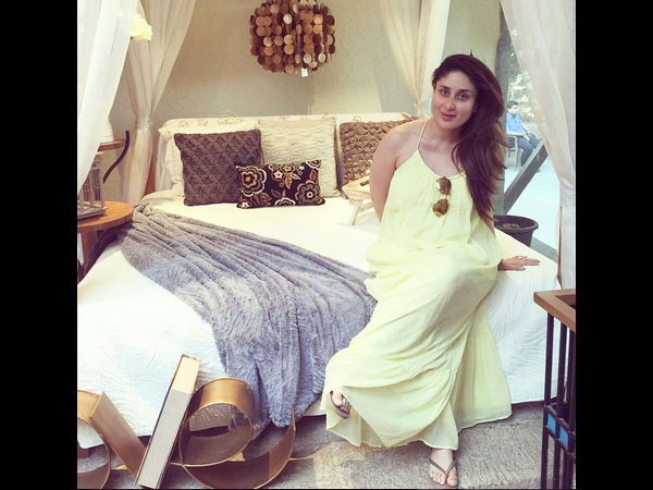 Kareena At A A Living