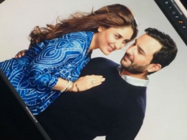 Daddy Saif's Special Plan For His Baby