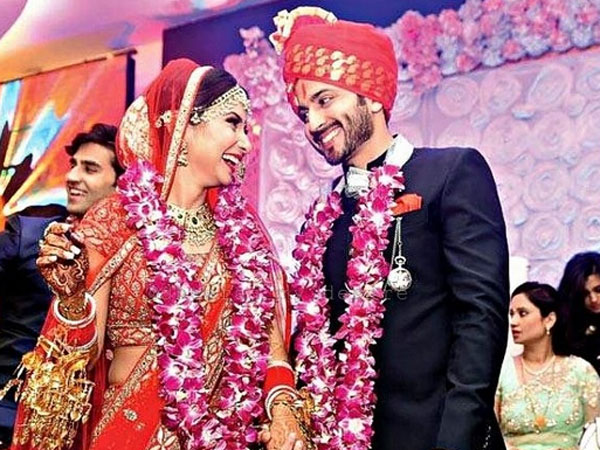Dheeraj Dhoopar & Vinny Arora Wedding Pictures That Prove They Are ...