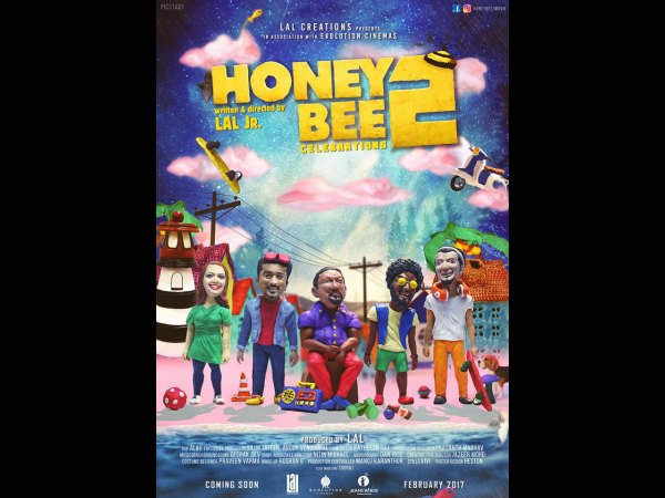 First Look Poster Of Honey Bee 2 Is Out
