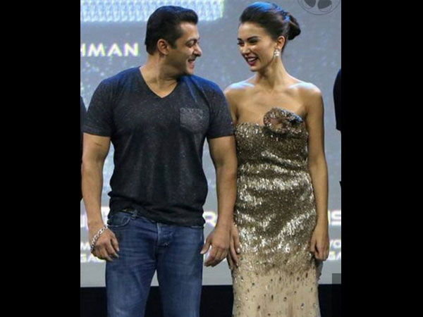Salman Wanted To Meet Amy?