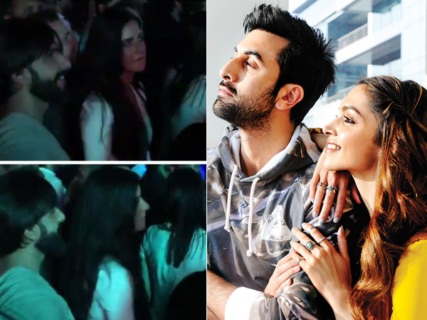 Ranveer Bonding With Katrina & Deepika With Ranbir