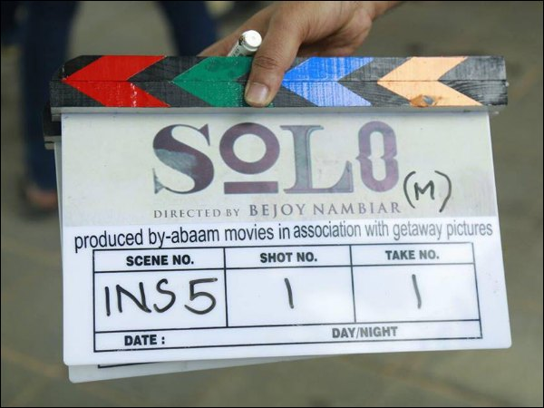 Interesting Update About Dulquer Salmaan's Solo