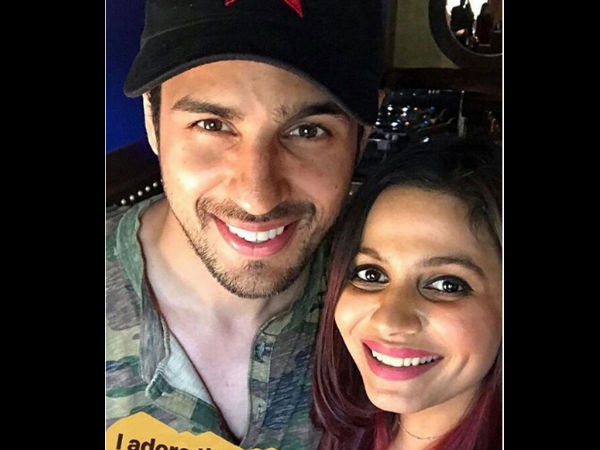 Sidharth With Shaheen