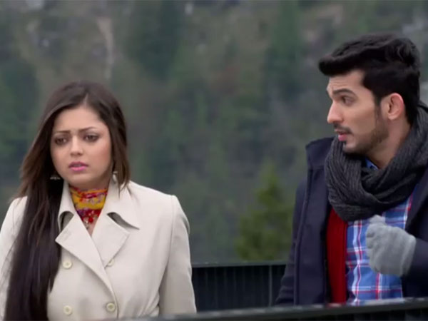 Raghav Becomes Naina's Support
