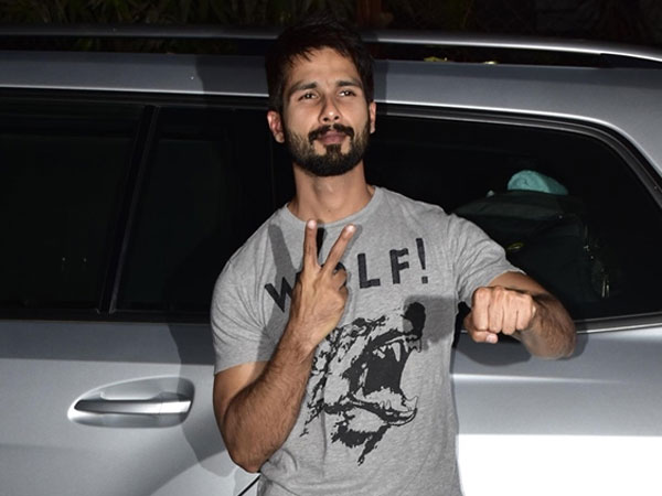 Shahid's Role In The Movie