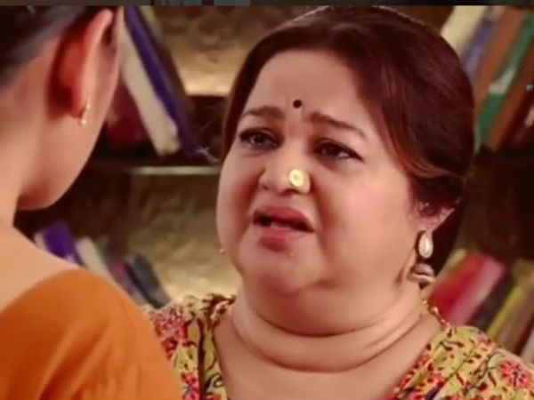 Sarla Lashes Out At The Doctor