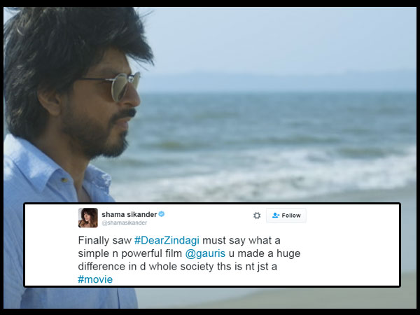 Dear Zindagi collects 36.75 crores in four days