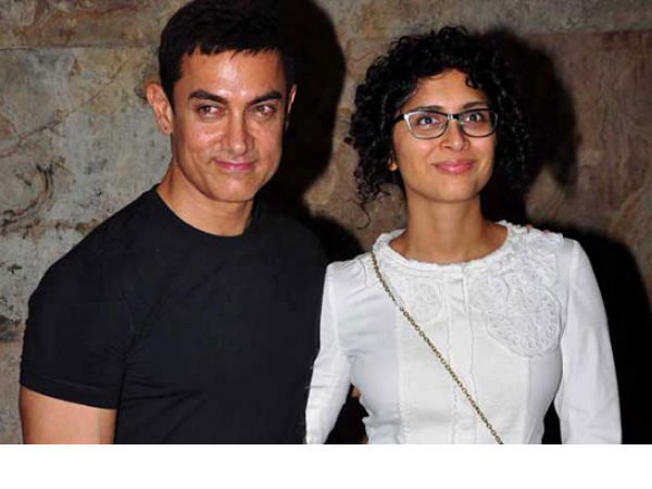 Jewellery Worth Rs 80 Lakh Stolen From Aamir and Kiran's House