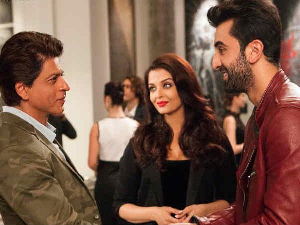 Deepika Padukone Loses Cool Over Ranbir Kapoor S Tattoo: Shahrukh Khan's Ae Dil Hai Mushkil Moment With Ranbir
