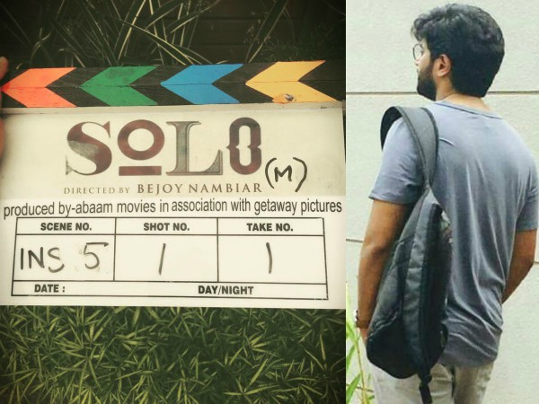 Dulquer Salmaan's Solo Has 5 Leading Ladies!