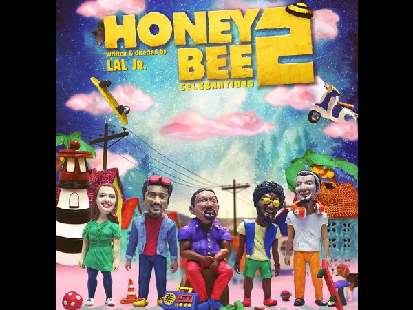 Honey Bee 2 First Look Poster Is OutHoney Bee 2 First Look Poster Is Out