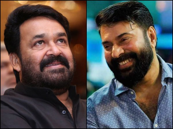 INTERESTING! Mohanlal Equals Mammootty's Record!