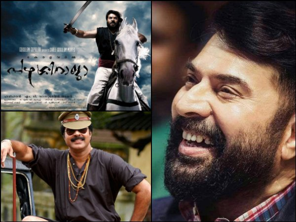 6 Times When A Mammootty Movie Emerged As The Top Grosser Of A Year!
