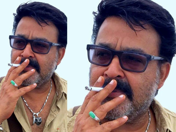 Mohanlal Is Anxious About Lucifer?