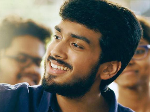 Kalidas Jayaram's Poomaram: First Song Is Out!