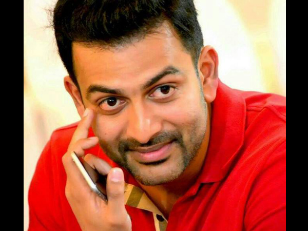 I'm An Unsafe Actor For Producers, Says Prithviraj