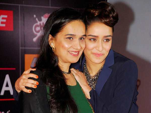 Shraddha Kapoor Mother Shivangi Kapoor Mom