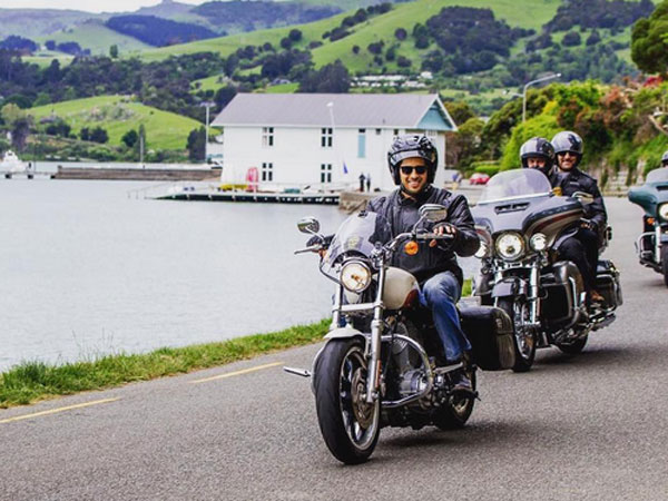 Sidharth Malhotra New Zealand Bike Ride