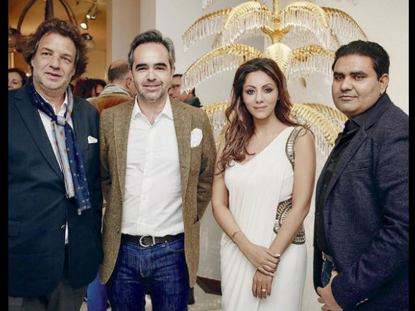 Gauri On Collaborating With Ace Group