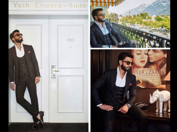Ranveer's Different Shades Of Lover Boy