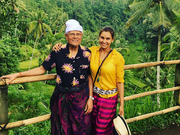 Lisa Ray Holidaying In Bali Will Give You Year End Holiday Goals!