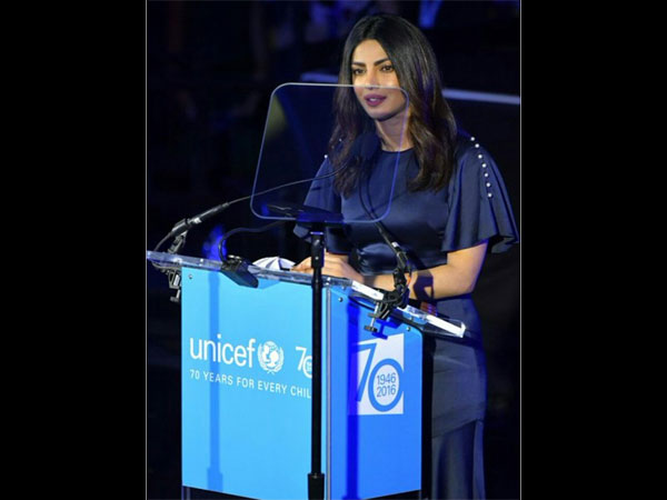 Excerpts From Priyanka's Speech