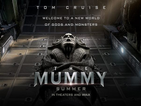 The Mummy Reboot First Trailer Unveiled & It's Way Too Scary Than We Thought