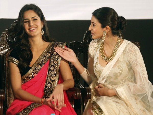 Katrina Is My Favourite Co-Star: Anushka