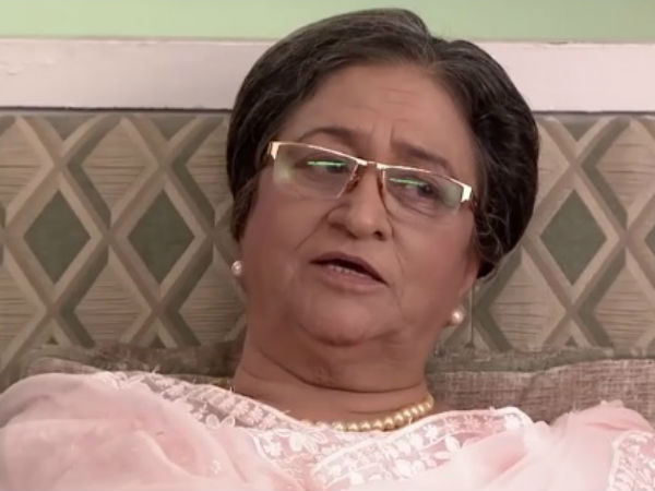 Dadi Concerned About Abhi