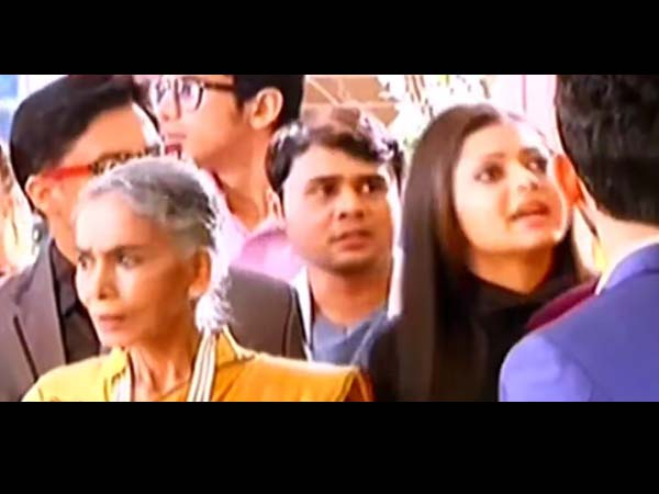 Will Naina Save Dadi?