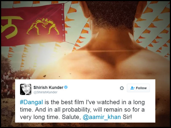 Salman Khan Finds 'Dangal' Way Better Than 'Lagaan'