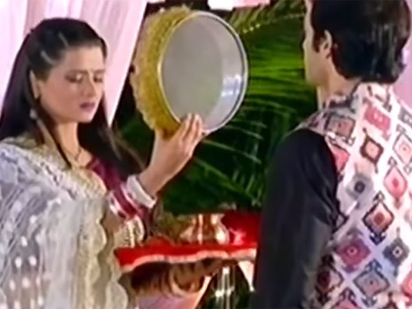 Rishi Refuses To Break Tanuja's Fast