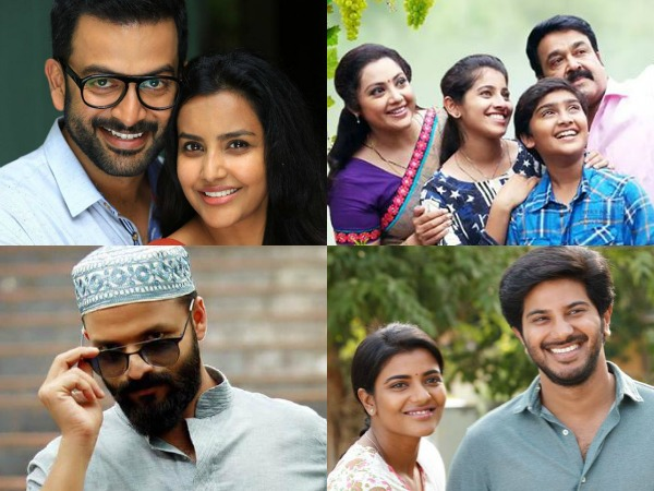 A Dull Christmas For Malayalam Film Industry