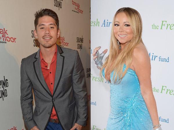 Bryan Tanaka Smitten By Mariah Carey