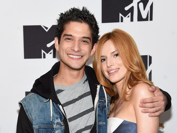Tyler Posey And Bella Thorne All Set To Revive Their Romance