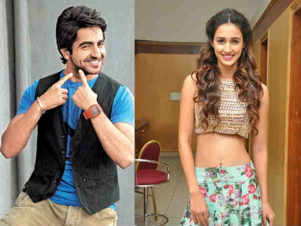RUMOUR HAS IT: Ayushmann Khurrana And Disha Patani To Star In Hungama 2?