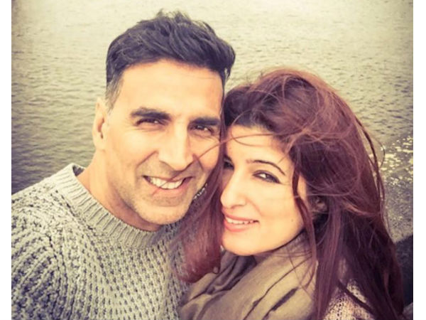 Akshay Kumar Is Really A Smart Man! Says Wife Twinkle Khanna