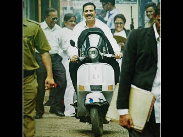 Jolly LLB 2: Akshay Kumar's Happy Ride In This Still Has Got Us All The More Excited For The Trailer