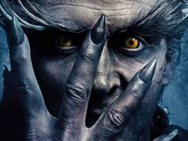 Is this the first look poster from Rajinikanth-Akshay Kumar's 2.0?