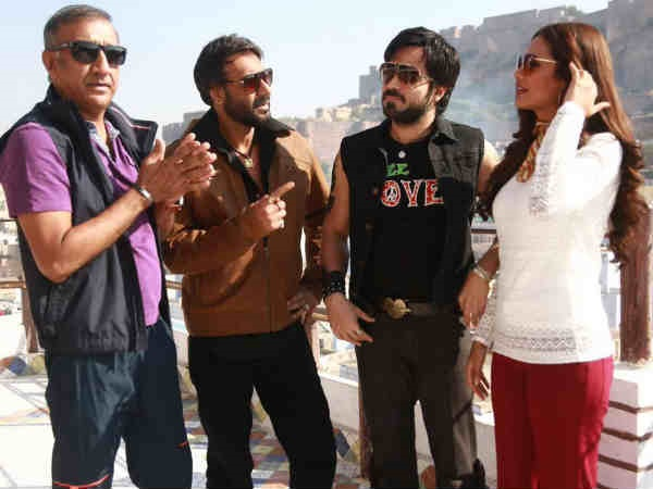 CLASH AVERTED! Ajay Devgn-Emraan Hashmi's Baadshaho To Now Release On 1st September