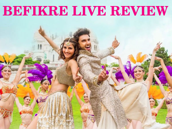 Befikre Review: Live Audience Response