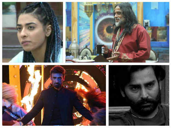 Bigg Boss 10: Shocking & Sad! Om Swami Gets Immunity; Bani, Manveer & Others Nominated For Eviction!